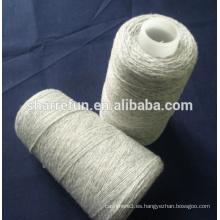 Muchos colores lana pura que hace punto el hilado de lana 24nm / 2 para hacer punto