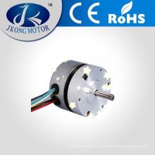 36V, 57mm Series de motor CC sin escobillas redondas y cuadradas para máquina CNC