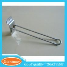 сила Вашего бизнеса коммерческие массаж slatwall металла плиты крюк