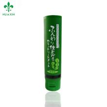 Tubo cosmético plástico cosmético de los tubos plásticos del embalaje del PE del material cosmético del cuidado de la piel 200g
