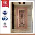 Главная дверь с двойной дверью безопасность дверь дизайн главный вход стальная дверь