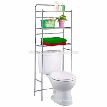 Simple OverToilet Shelf Storage in Bath Room