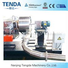 Double Screw Recycle Plastic Granules Making Machine Price