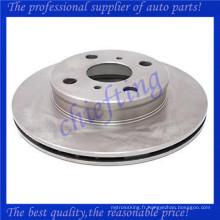 MDC1400 DF4696 43512-B1050 43512-97202 0986479352 0986479592 rotors haute performance pour daihatsu