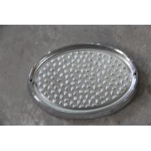 Chaud! Aluminium moulage au chrome de base de machine à café de moulage mécanique sous pression