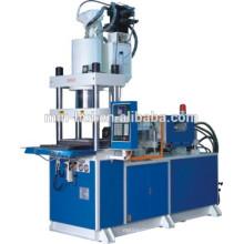 Máquina de moldeo por inyección horizontal de plástico 120t de sujeción vertical