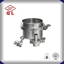 Sanitär Stain Steel Clamp Fitting