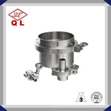 Sanitary Stain Steel Clamp Fitting