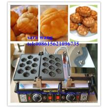 Walnuss-Form-Kuchen-Maschine / Walnuss-Kuchen-Maschine