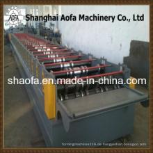 Decking-Blatt-kalte Walze, die Maschine bildet (AF-F1025)