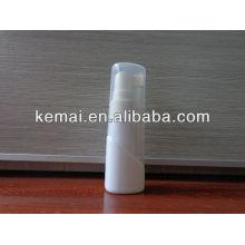 Plastic bottle for throat