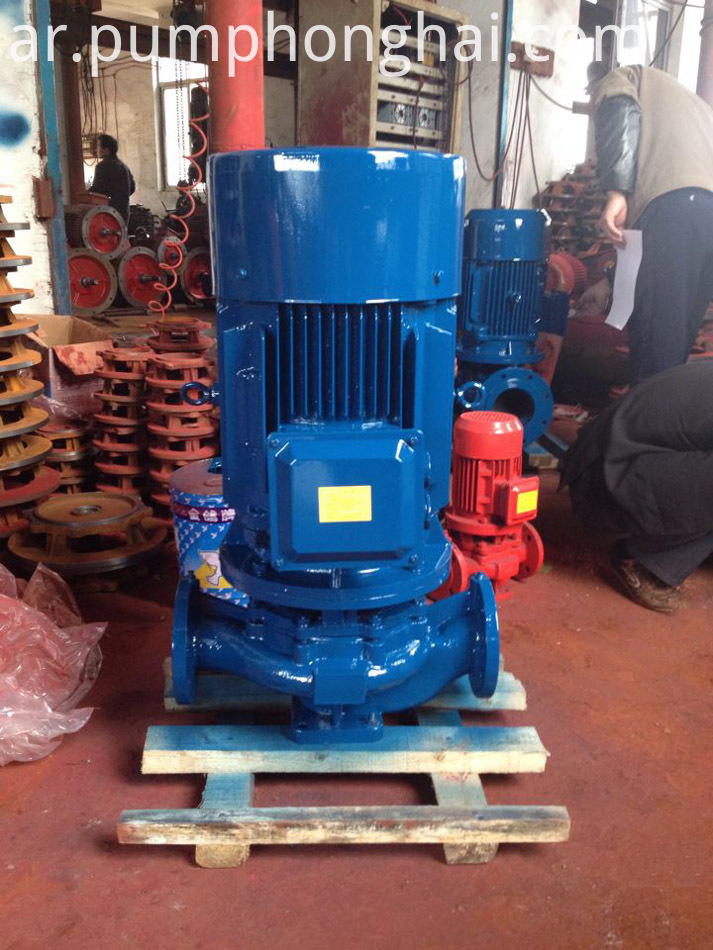 circulating water pump