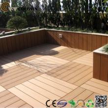 Quintal e jardim usado ao ar livre telha DIY