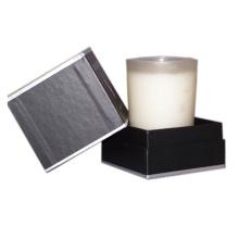 Caja de regalo de la vela de la decoración casera para la fiesta de cumpleaños