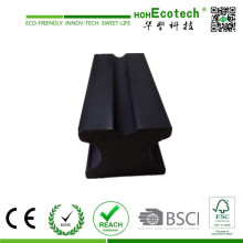 Joist contínuo de WPC 40 * 25mm WPC de WPC, decking produto de Auti-UV WPC
