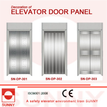 Door Panel for Elevator Cabin Decoration (SN-DP-301)