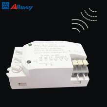200W Ajustable interruptor de luz do sensor de movimento da microonda
