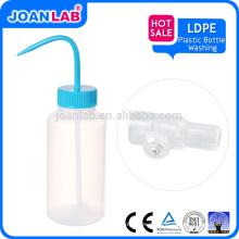 JOAN Lab Garrafa de lavagem a gás de plástico