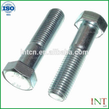 High precision mechanical parts non standard customed Aluminium metal screw bolts