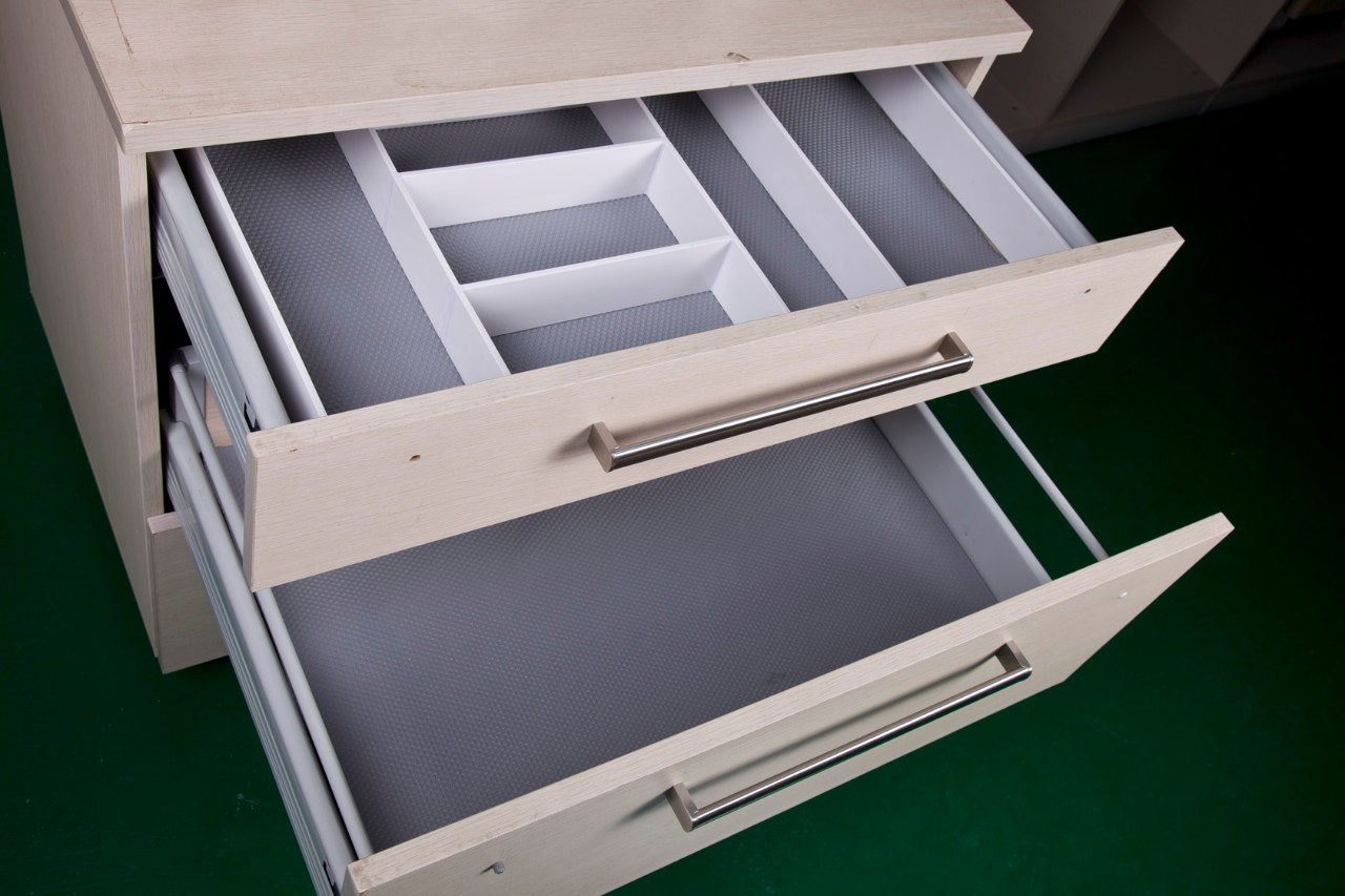 Kitchen Drawer Anti Slip Rubber Mat Liner China Manufacturer