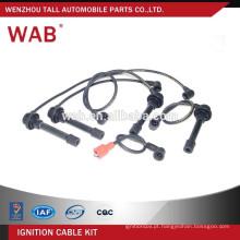 Carro auto peças 7mm spark plug fio conj ignição cabo kit 22450-65Y25