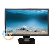 Alto brillo 26 pulgadas OEM HDMI LCD monitor con pantalla panorámica
