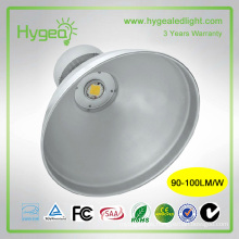 High lumen outdoor light 100W 3 years warranty led high bay retrofit IP65