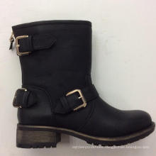 Fashion Style Women Ankle Boot with Zipper (S 30)