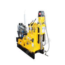 Hidrolik Bore Air Yah Rig Borewell Drilling Machine