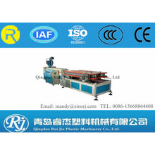 PP/PE/PVC Corrugated plastic pipe machine