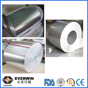 Hot Rolled Coil Alloy Metal Industry Aluminium Coils