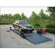 3*9m Mobile Truck Scale Weighbridge for Lorry