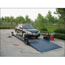 Весовой мостик для грузовых автомобилей 3 * 9 м для грузовых автомобилей