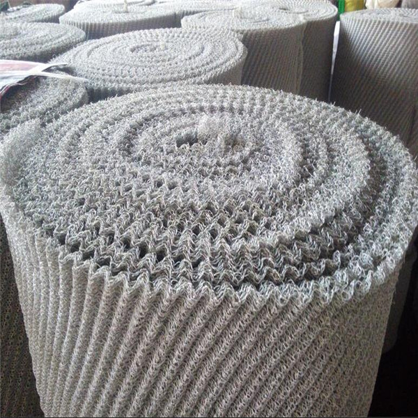 knitted foam mesh net for industry demister