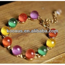 Nuevos productos 2014 moda brazalete pulsera brazaletes pulseras brazaletes encantos