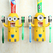 2016 New Automatic Toothpaste Dispenser Toothbrush Holder