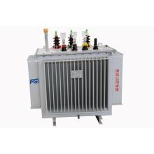 Transformadores de potência cheios de líquido com eficiência energética