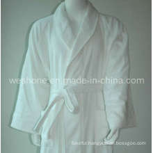 Shawl Collar Hotel Terry Bathrobe (Br-T07s)