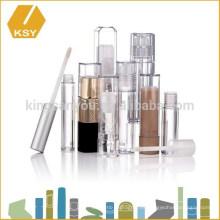 Taiwán mejor cosméticos contenedor fabricante fundación maquillaje