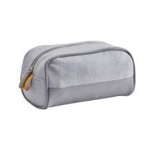 High Quality Makeup Bag Large Capacity Waterproof Wash Bag Multi-functional PU Cotton Zipper Pouch Bag