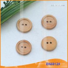 Natural Wooden Buttons for Garment BN8012