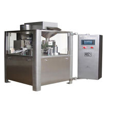 Vacuum Full Automatic Medicine Pills Filling Machine, Pharmaceutical Filling Machine