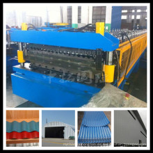 Steel Structure Corrugated Roof Panel Manufacturing Production Line