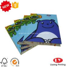 Luxus Kinder Hardcover Notizbuch mit Gummizug
