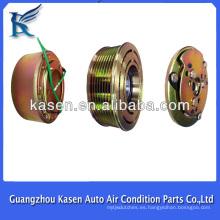 8PK 12V / 24V embrague dorado 508 automóvil automotor compresor embrague