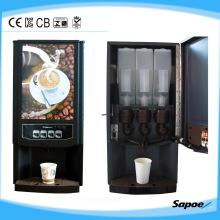 Máquina expendedora del café de la bebida caliente Sc-7903