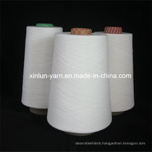 Waxed Polyester Spun Yarn for Weaving (Ne 30/1)