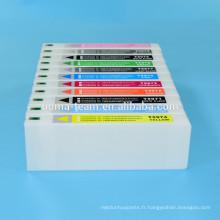 Cartouche d'encre compatible couleur 700ML 11 couleurs pour epson 7900 9900 7910 9910 7910s 9910s imprimante fournitures cartouches d'encre