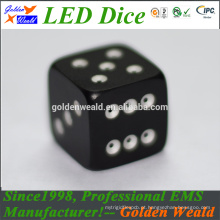 Dados coloridos do diodo emissor de luz do controle de MCU