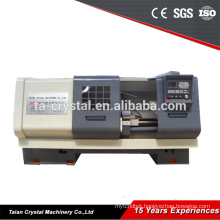 cnc machine cheap pipe threading lathe widely used QK1322